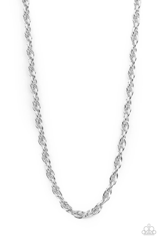 Paparazzi Accessories:  Extra Entrepreneur - Silver (2192)