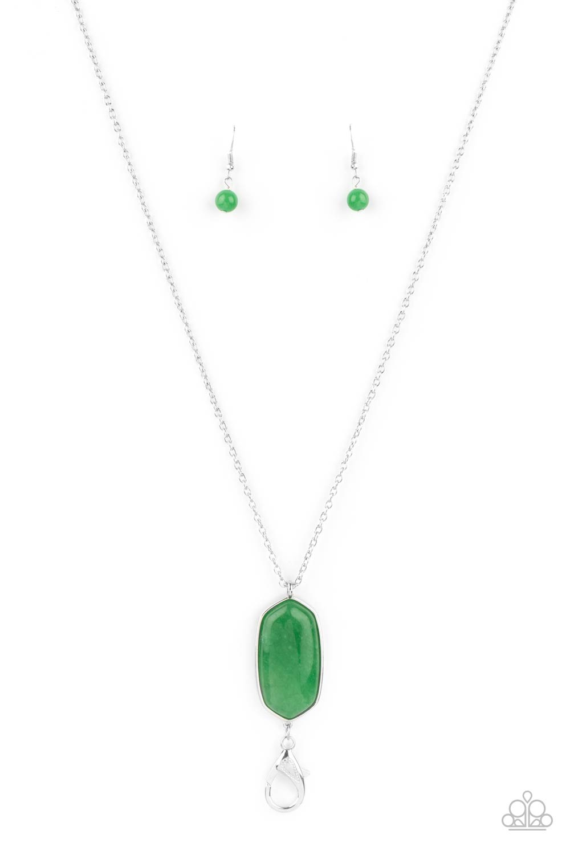 Paparazzi Elemental Elegance - Green (2518)