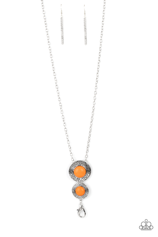 Paparazzi Abstract Artistry - Orange (2773)
