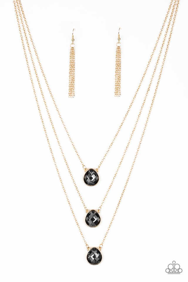 Once In A MILLIONAIRE - Multi - Paparazzi Necklace Image