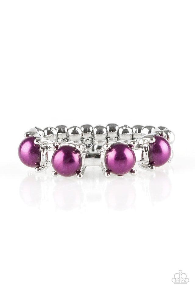 More Or PRICELESS - Purple - Paparazzi Ring Image