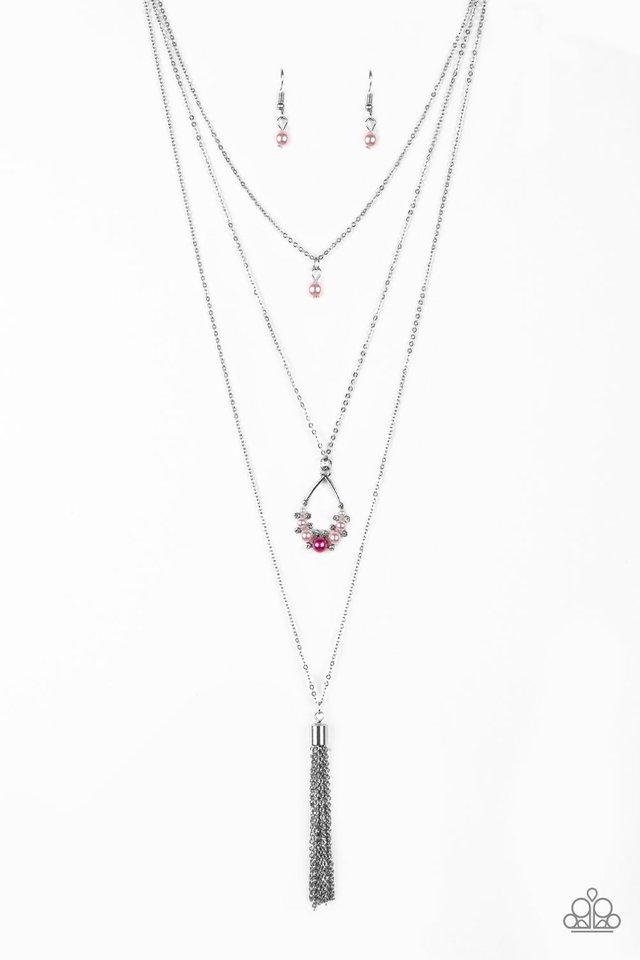 Be Fancy - Multi - Paparazzi Necklace Image