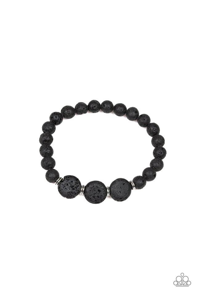 Prospect - Black - Paparazzi Bracelet Image