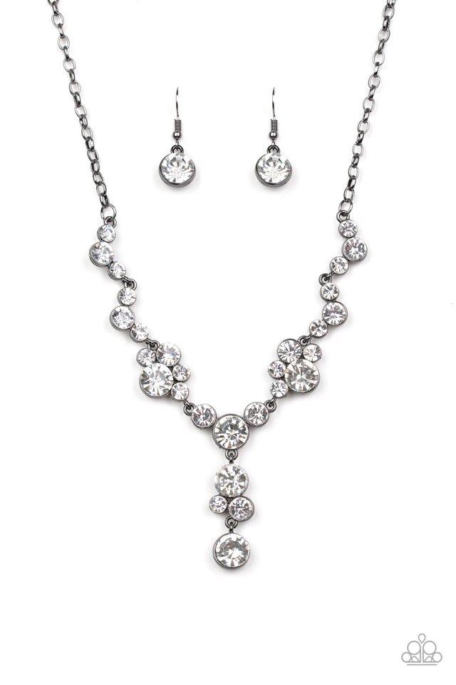 Inner Light - Black - Paparazzi Necklace Image