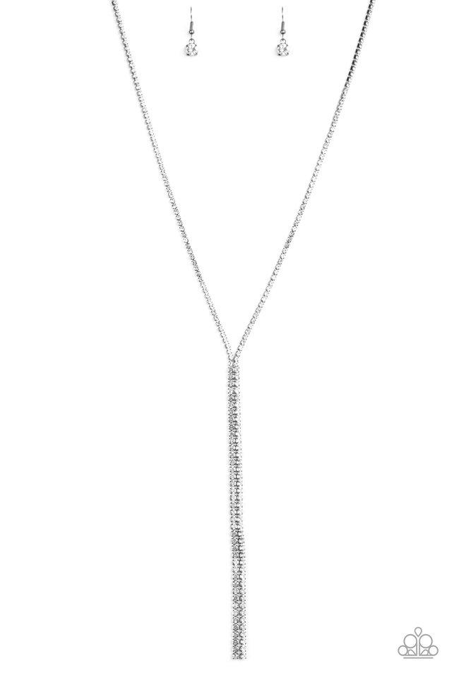 Inner STARLIGHT - Black - Paparazzi Necklace Image