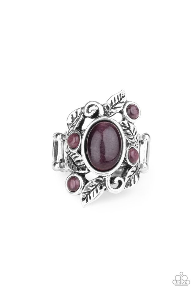 Tropical Dream - Purple - Paparazzi Ring Image