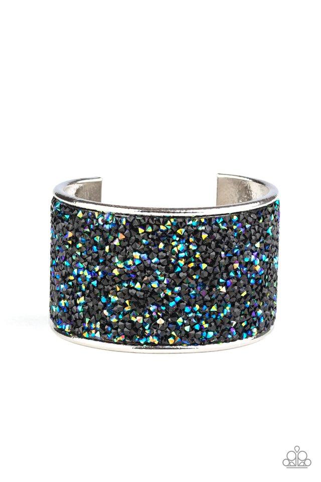 Stellar Radiance - Black - Paparazzi Bracelet Image