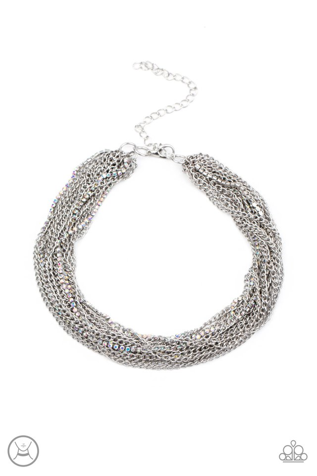 Catch You LAYER! - Multi - Paparazzi Necklace Image
