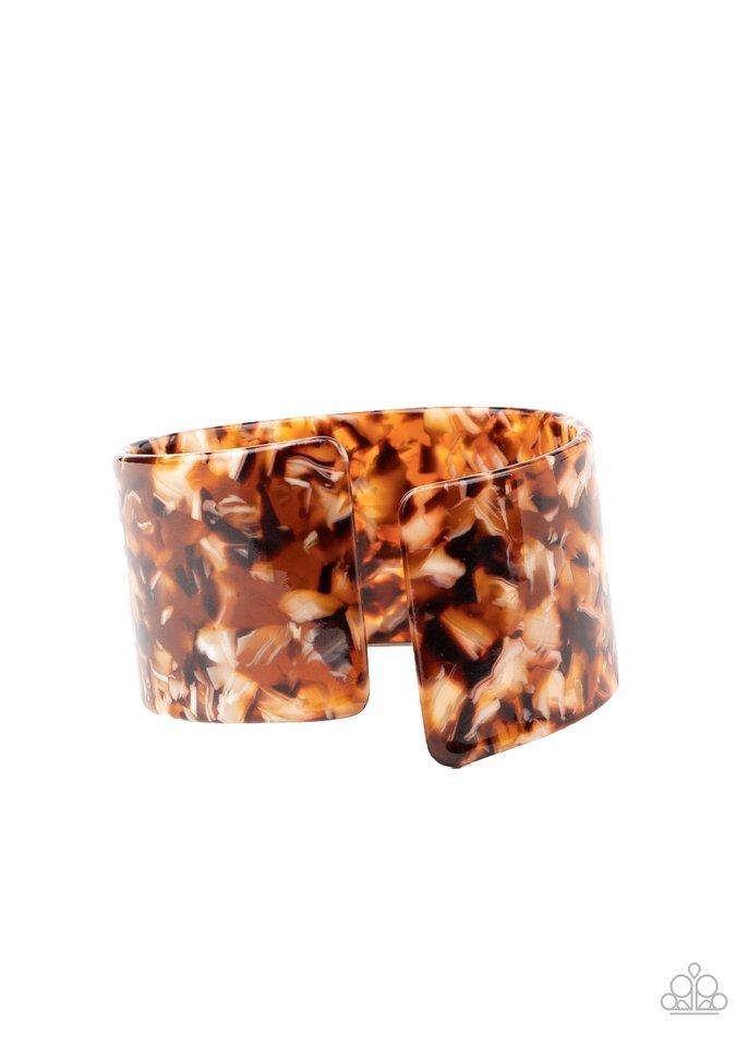 Haute Hustle - Brown - Paparazzi Bracelet Image