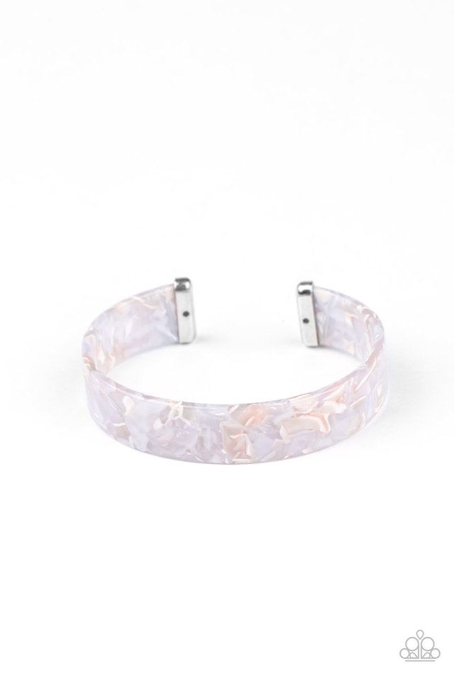 Its Getting HAUTE In Here - Pink - Paparazzi Bracelet Image