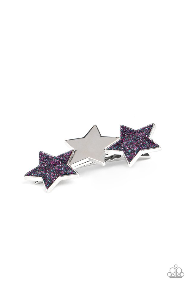 Dont Get Me STAR-ted! - Paparazzi Hair Accessories Image