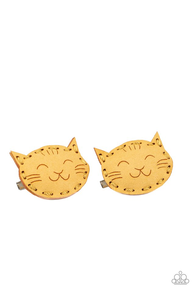 MEOW Youre Talking! - Paparazzi Hair Accessories Image