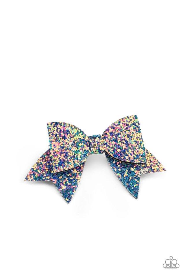 Confetti Princess - Multi - Paparazzi Hair Accessories Image