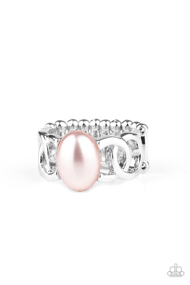 Glamified Glam - Pink - Paparazzi Ring Image