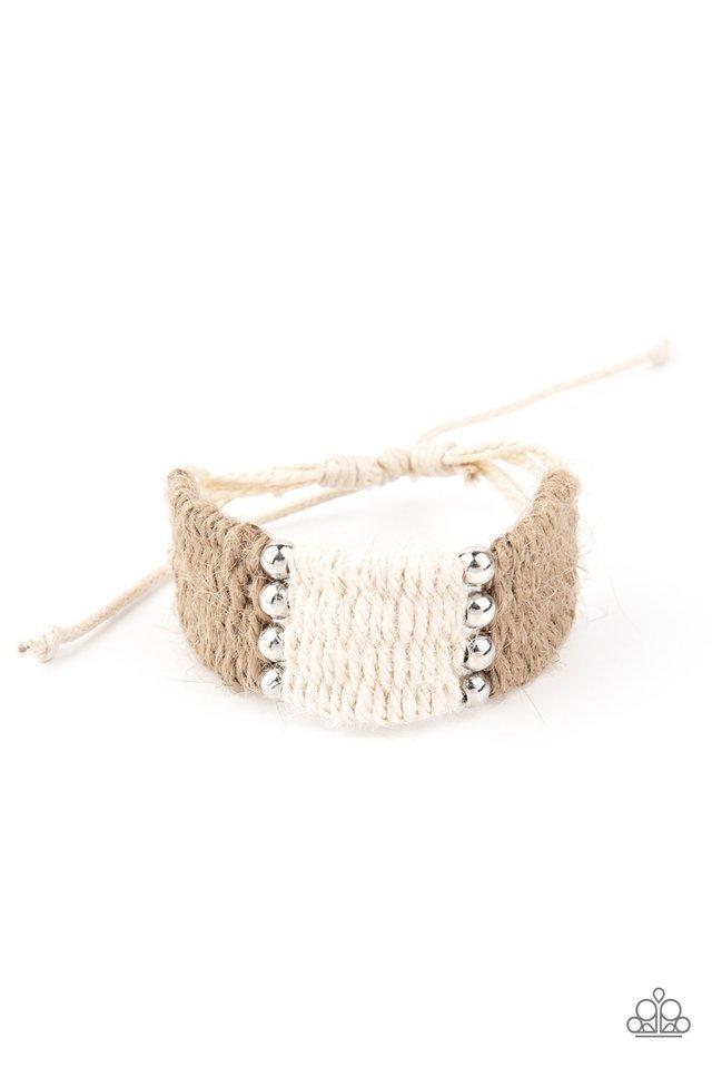 High Tides - Brown - Paparazzi Bracelet Image