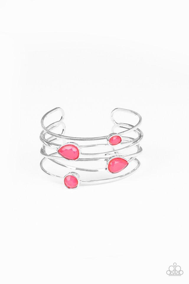 Fashion Frenzy - Pink - Paparazzi Bracelet Image