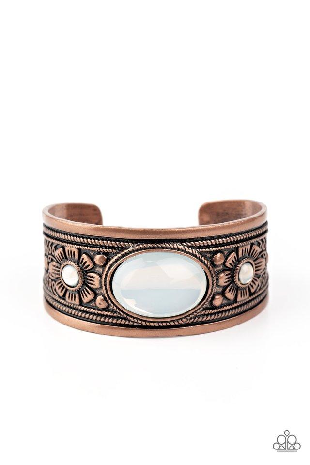 Sage Sanctuary - Copper - Paparazzi Bracelet Image