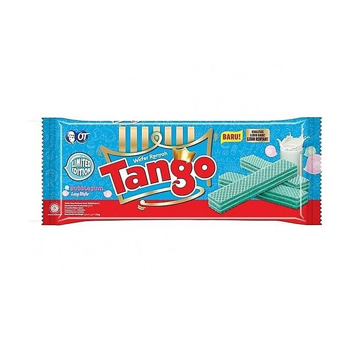 rekomendasi snack wafer tango bubblegum