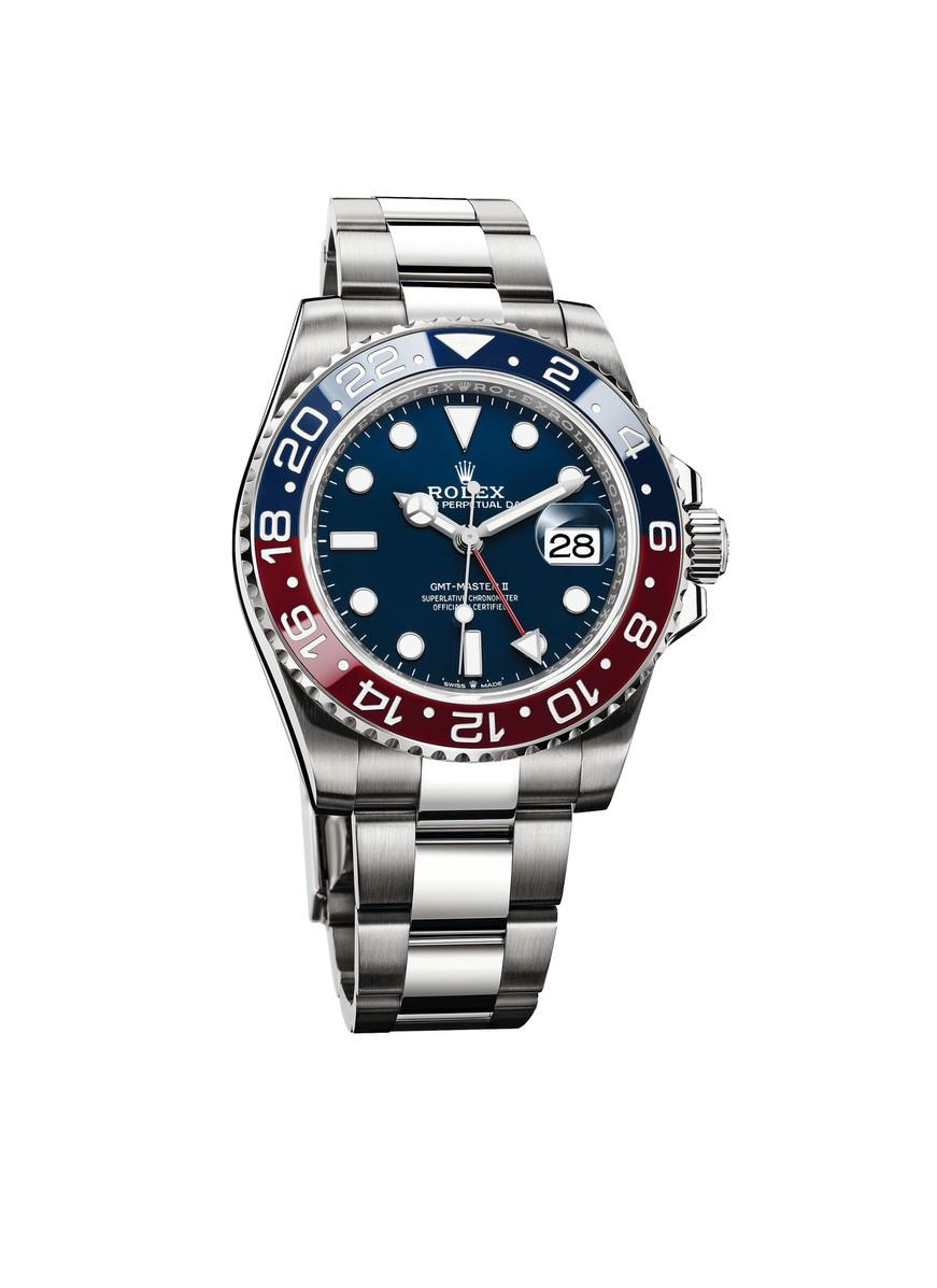 Rolex GMT-Master II 126719BLRO