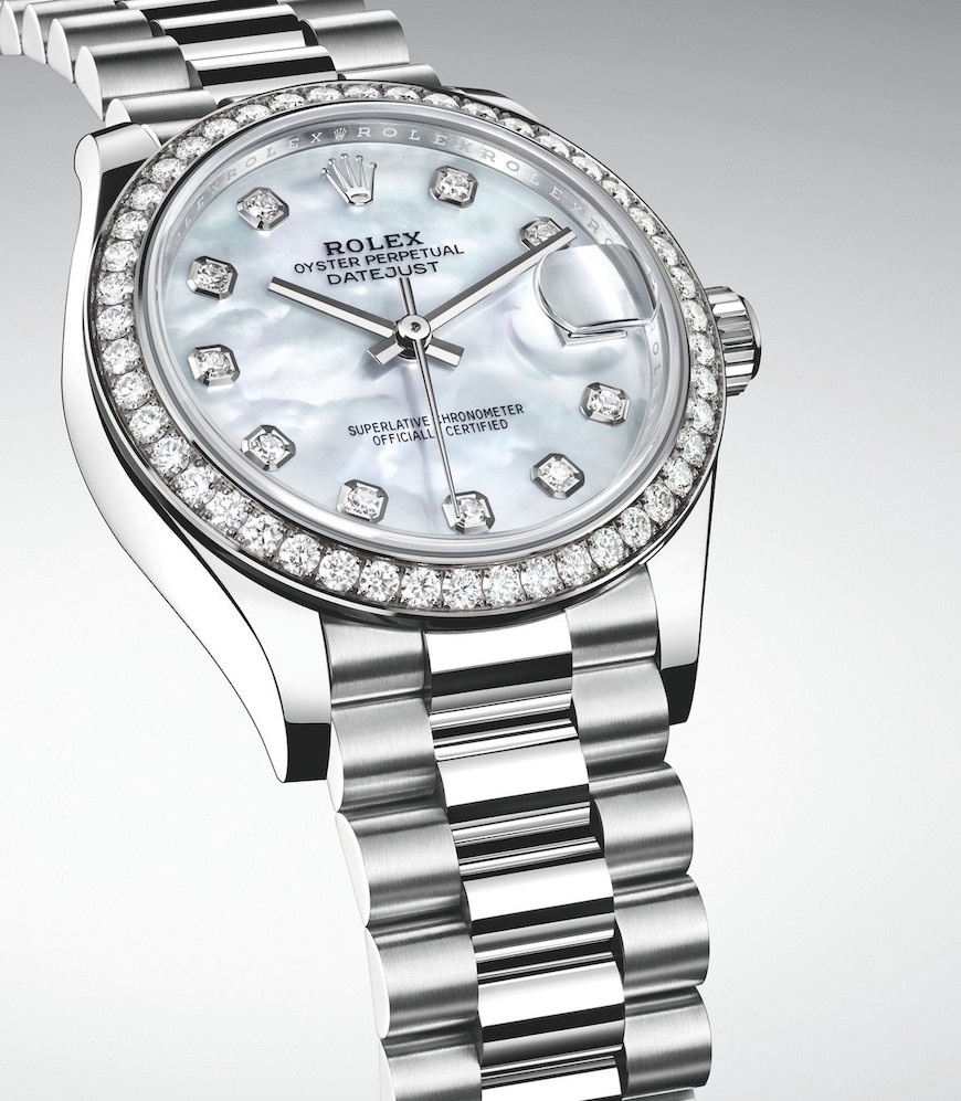 Rolex Oytster Perpetual Datejust 31