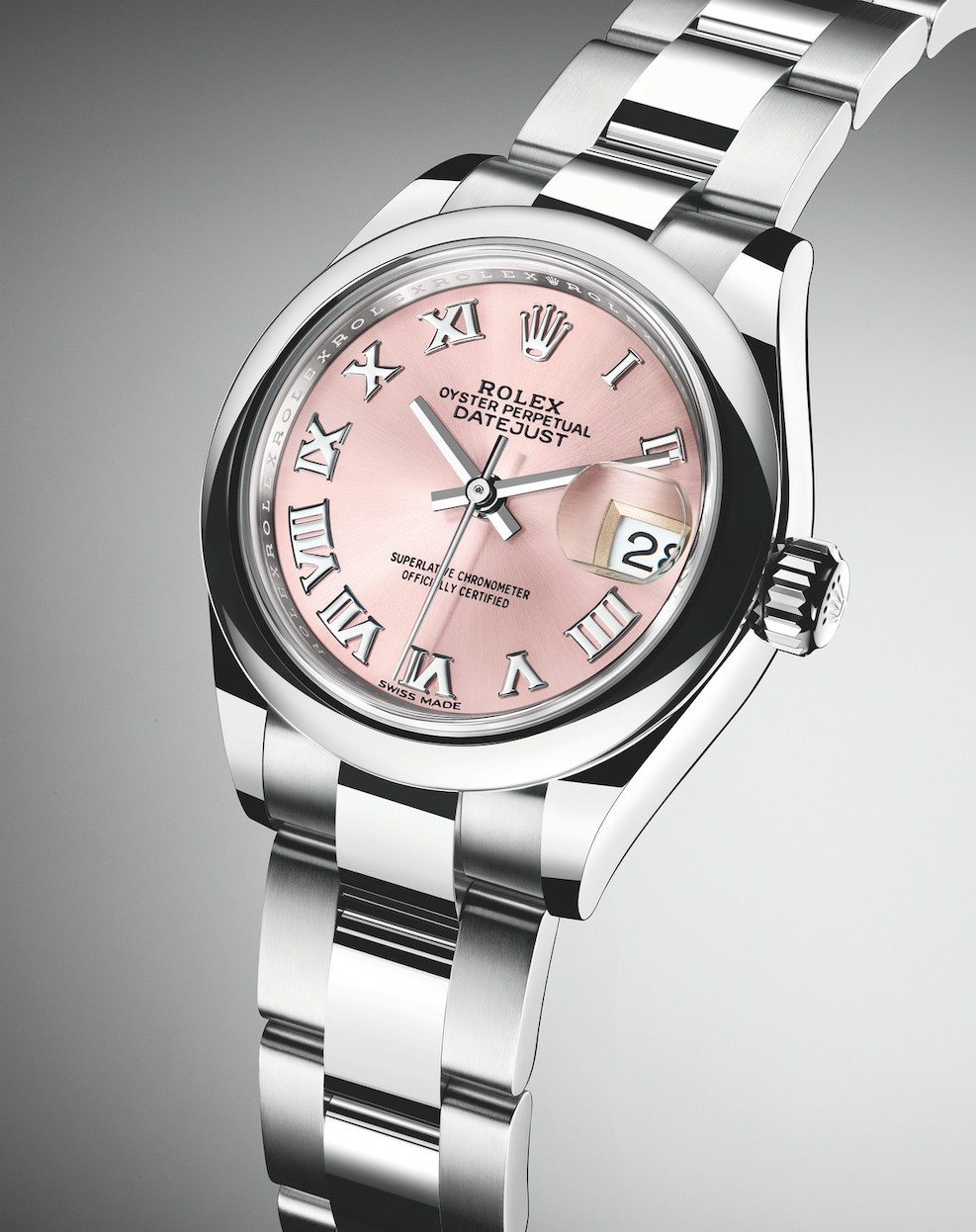 Rolex Oyster Perpetual Datejust 28mm.