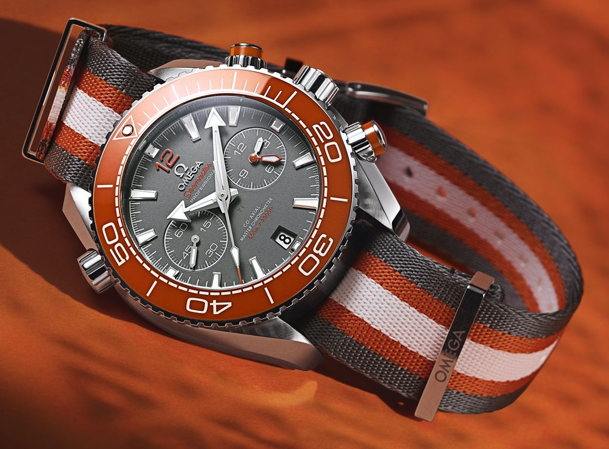 Omega Seamaster Planet Ocean 600M Chronograph. Photo Credit: Omega