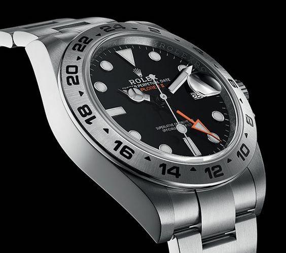 Rolex Oyster Perpetual Explorer 2