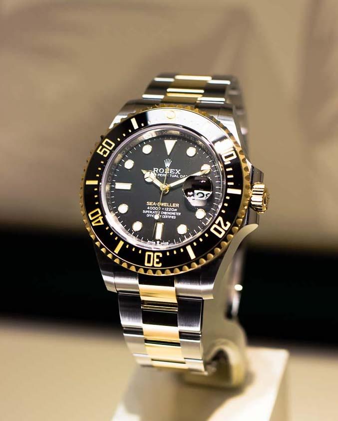 Rolex Sea-Dweller Rolexor