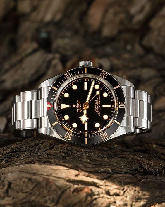 Tudor Watch's Black Bay Fifty-Eight