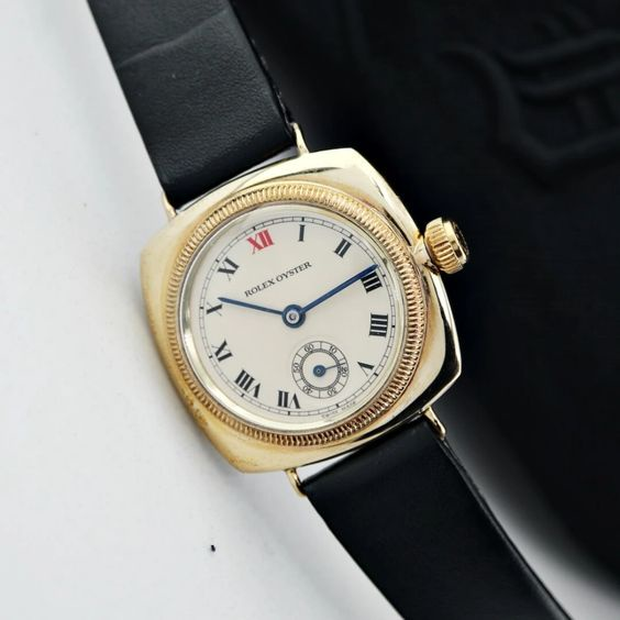 Rolex Oyster 9ct Gold, 1929
