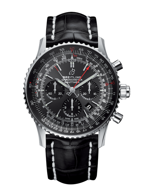 Breitling Navitimer B03 Chronograph Rattrapante 45. Photo Credit: Breitling