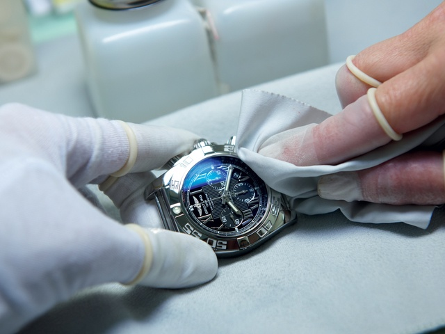 Breitling Cleaning authorize service