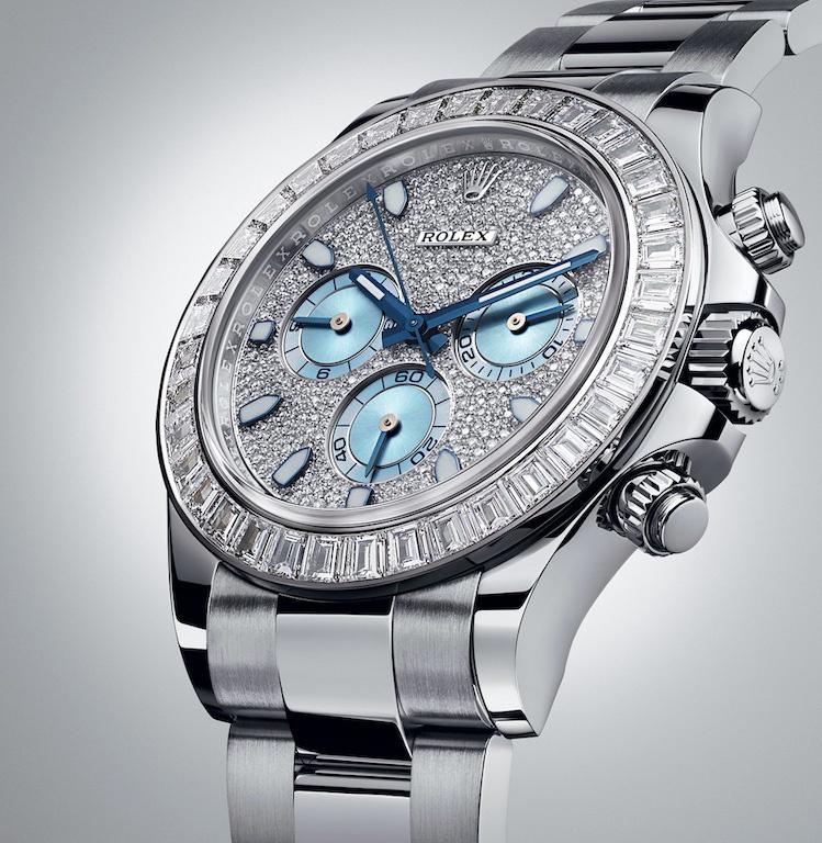 Diamond Rolex Daytona