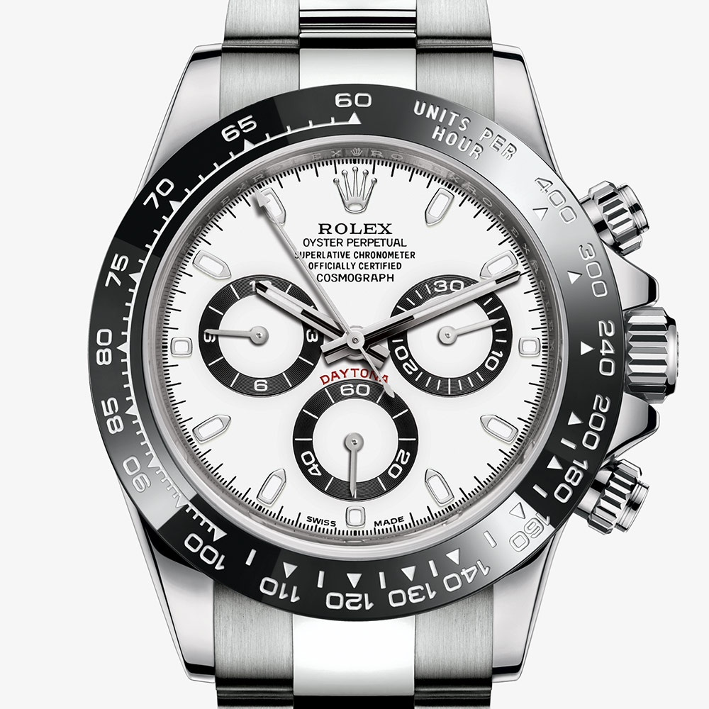 OYSTER PERPETUAL Cosmograph Daytona Oyster, 40 mm, Oystersteel