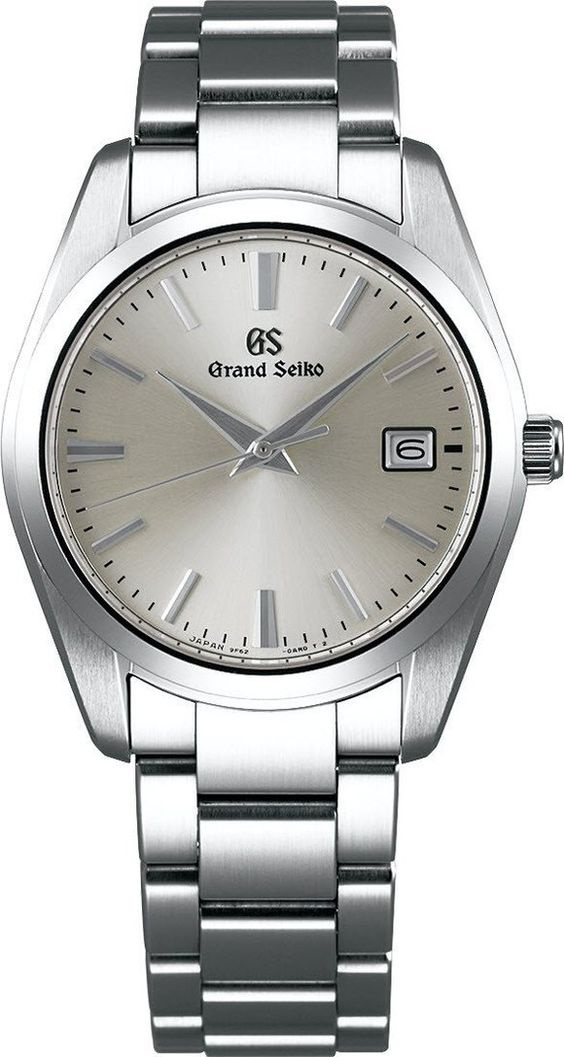 Grand Seiko Watch Heritage Quartz SBGX263G