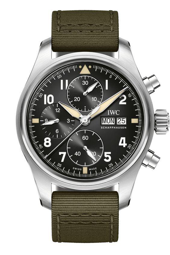 IWC Pilot's Watch Chronograph Spitfire (IW387901)