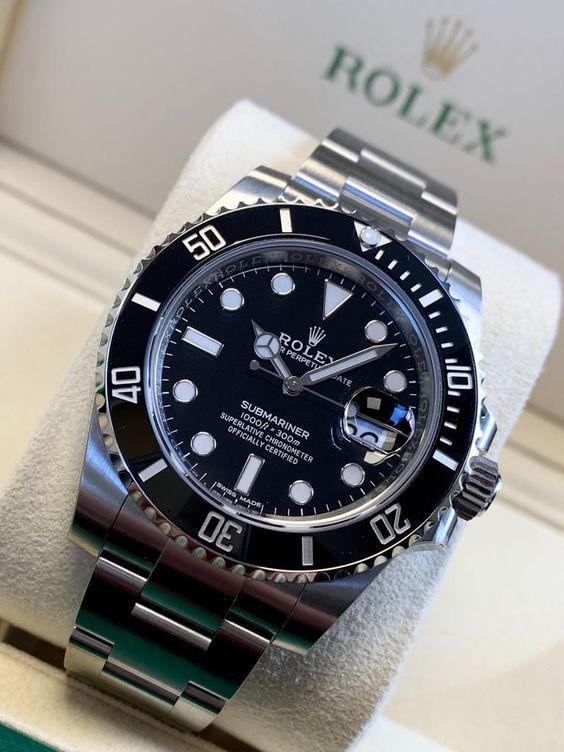 Rolex Submariner 'Date' model