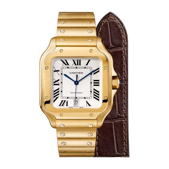 Santos de Cartier ref. WGSA0009