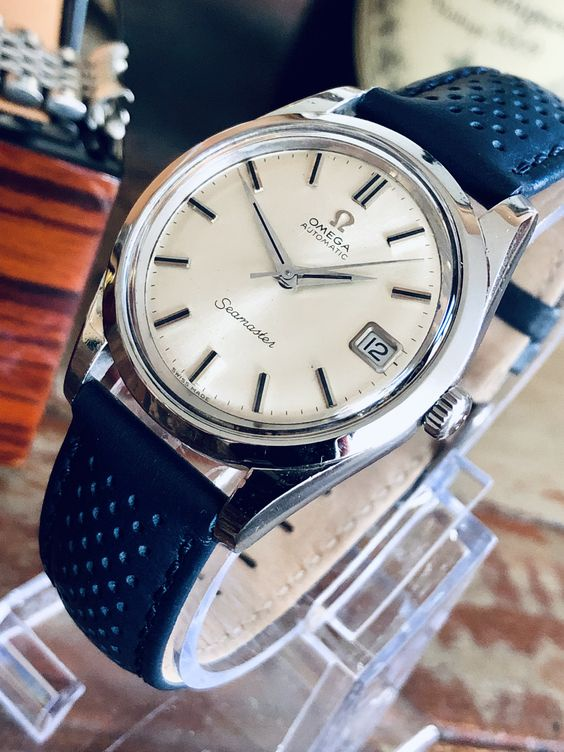 Omega Vintage Seamaster Automatic men's 1960s