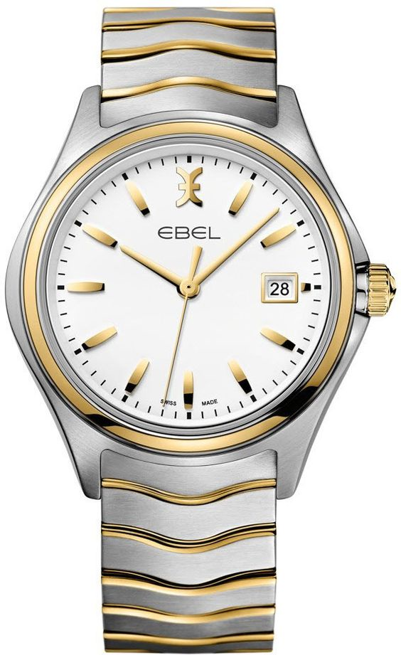 Ebel Watch Wave Mens Quartz D 1216203 Watch
