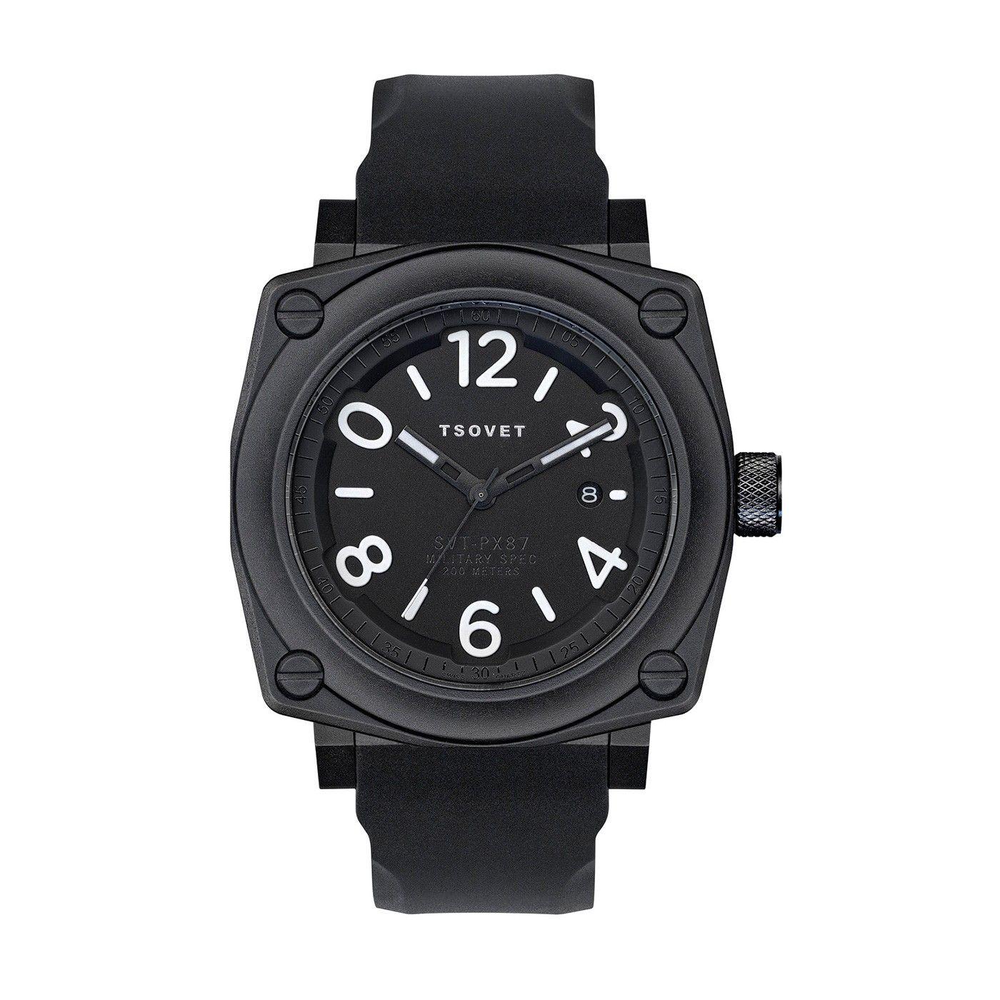Tsovet SVT-PX87 Watch
