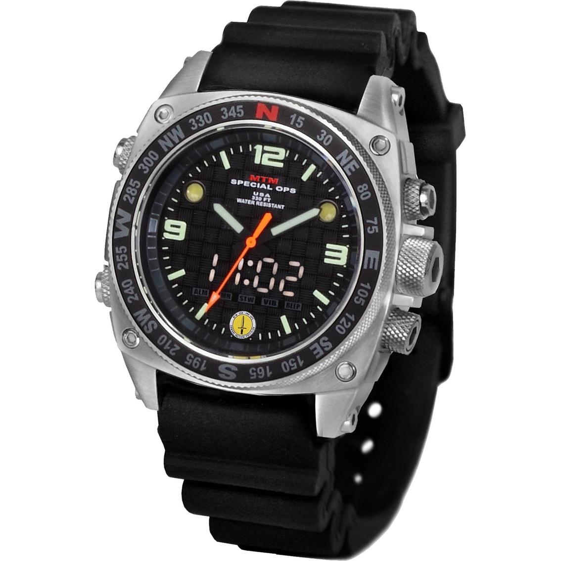 MTM Silencer Watch