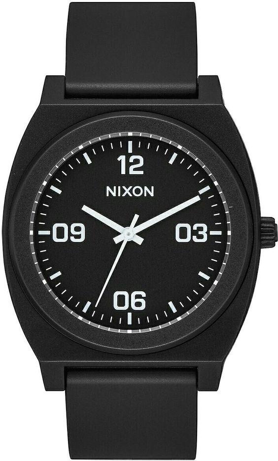 Nixon Time Teller P Corp Watch Mens