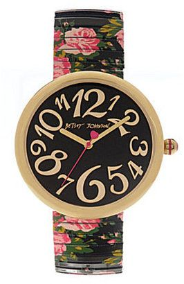 Betsey Johnson 'Lots 'n' Lots of Time'