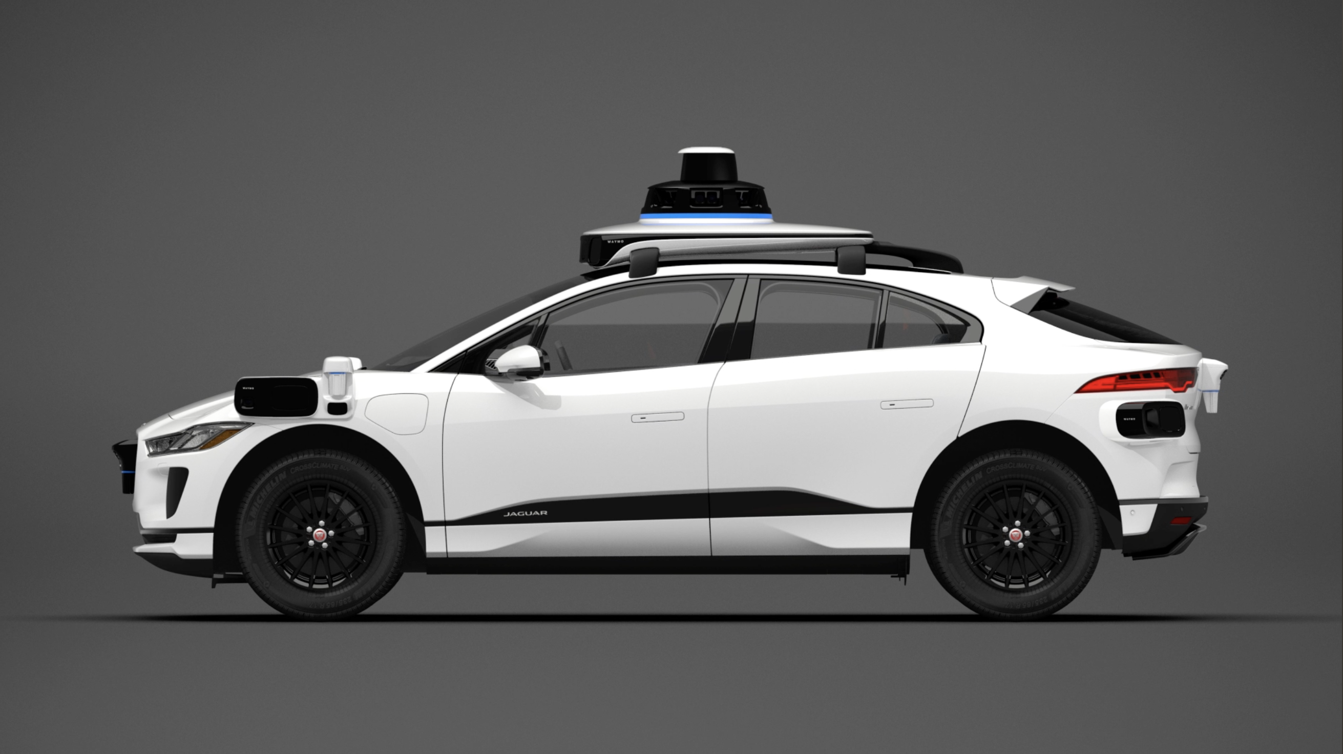 Introducing our fifth-generation Waymo Driver