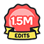 File:27 number of Edits 1.5M.png