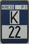 Schild für Kreisstraße K 22 01.jpg