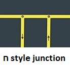 File:T style junction with split leg.JPG