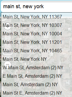 Main st newyork search results.png