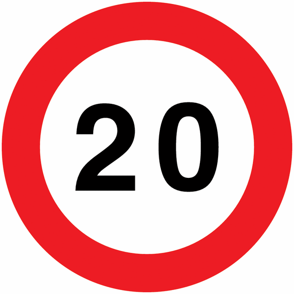 File:Be-traffic sign-speedlimit-20.png